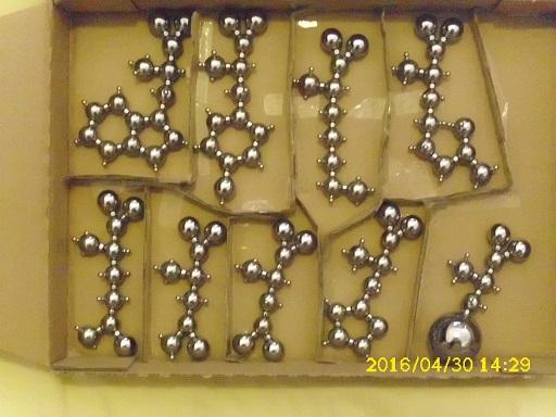 2. BIOCHEMIE Modelle AMINOSÄUREN