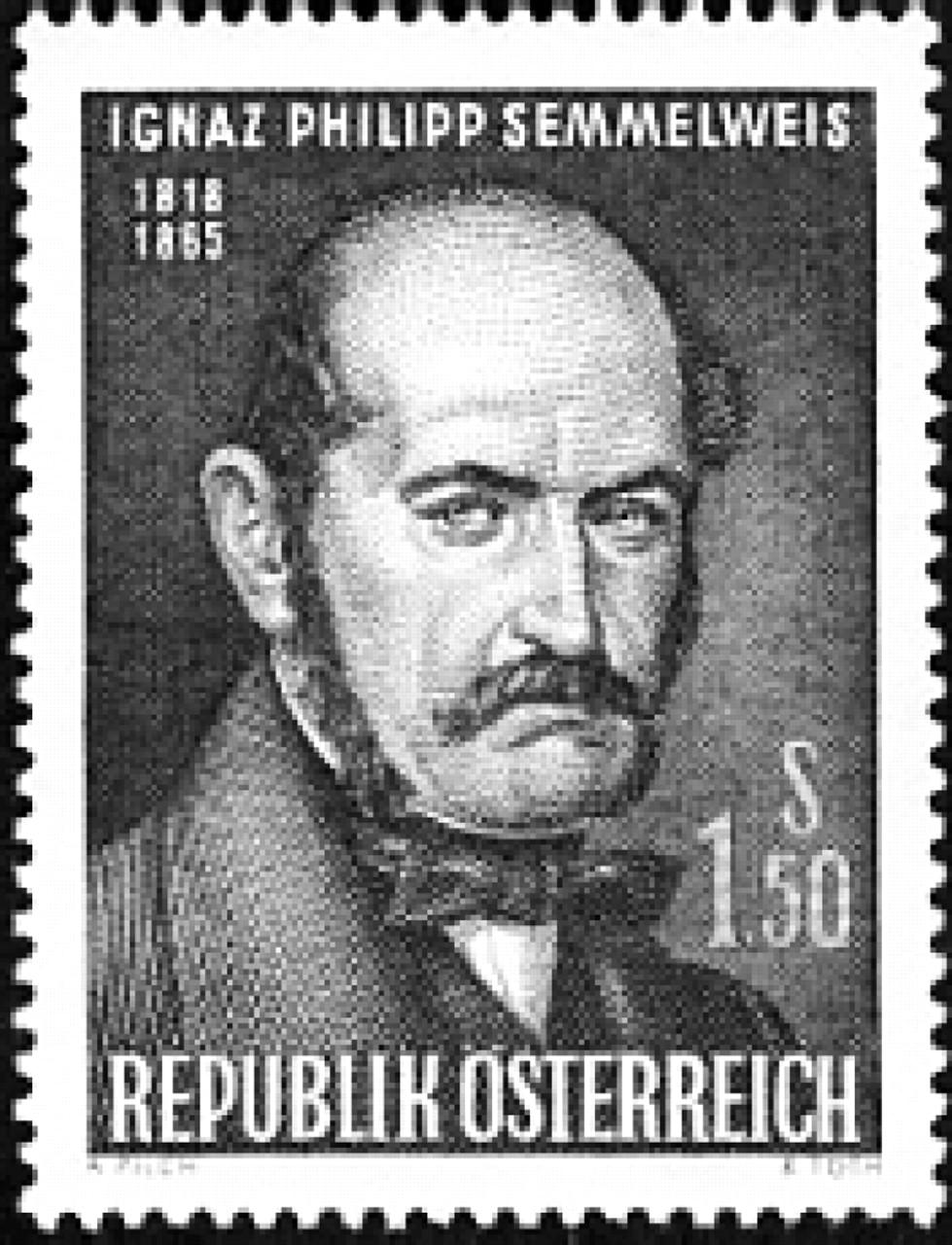 Virchow & Kollegium hier I. Semmelweis